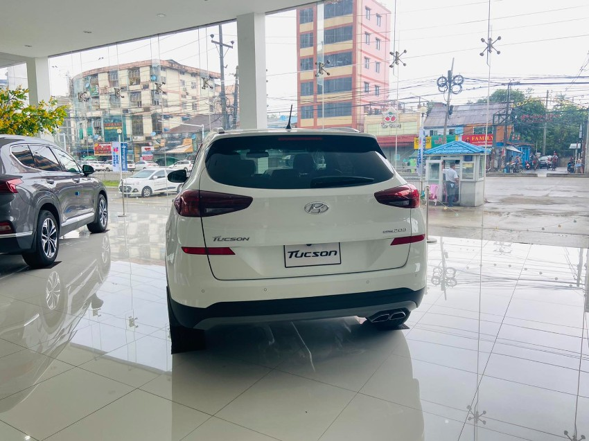 Hyundai Tucson2.0 CRDi  2020 , New Car for sale in myanmar market and price