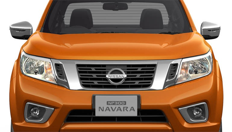 Nissan navaraPlus 4WD (Double Cab) 2019 , New Car for sale in myanmar market and price