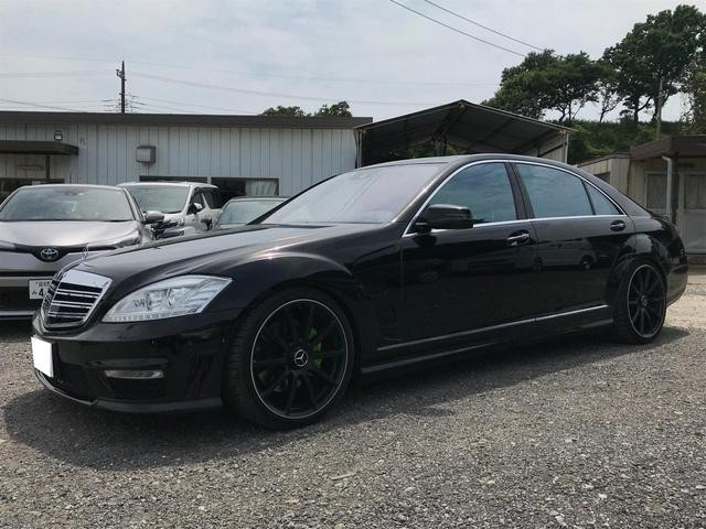 Mercedes-Benz S-ClassS550 4 MATIC 2011 , Used Car for sale in myanmar market and price