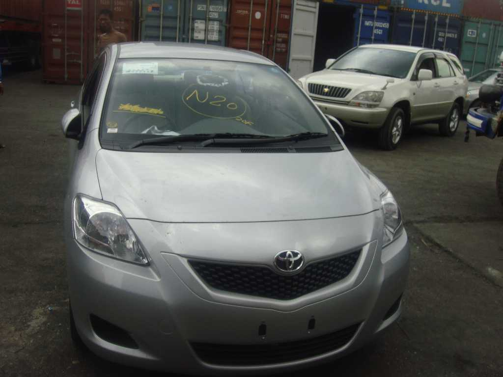 Toyota Belta  2010 , Used Car for sale in myanmar and price