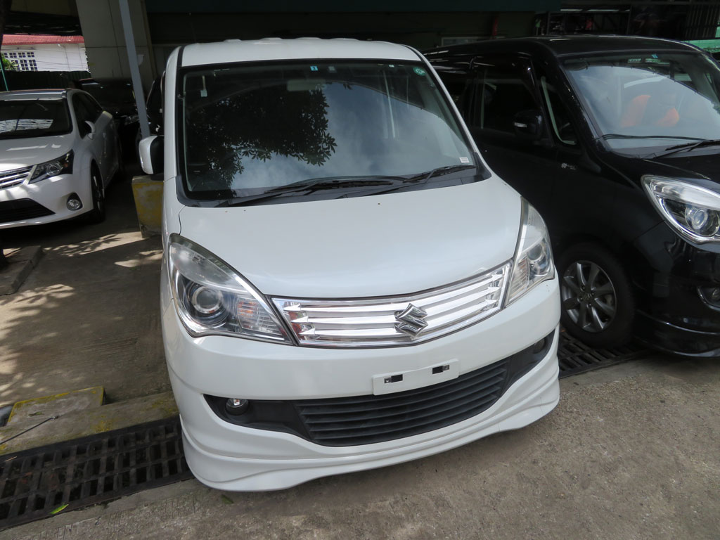 Suzuki Solio  2011 , Used Car for sale in myanmar and price