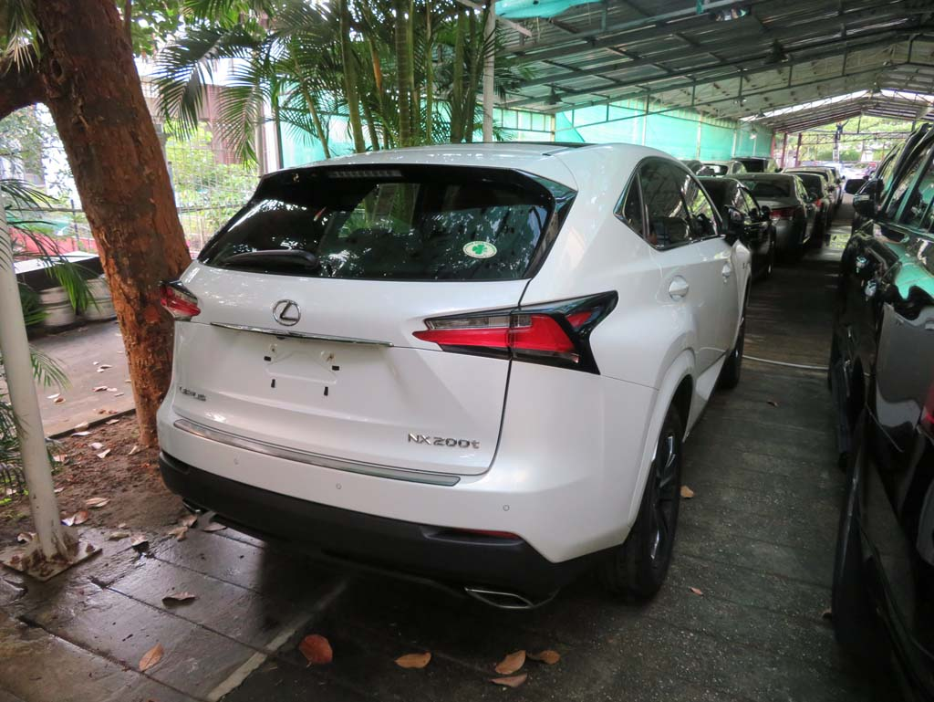 Lexus NX 2017 new motor car for sale in Myanmar and price.