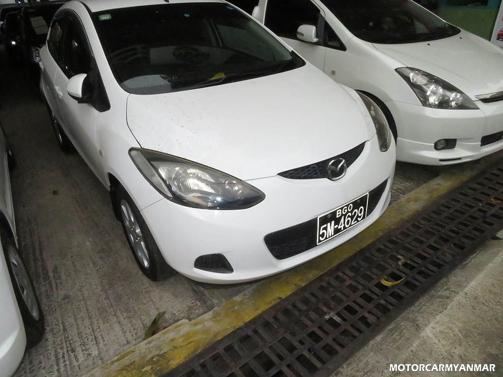 Mazda   2011 , Used Car for sale in myanmar market and price