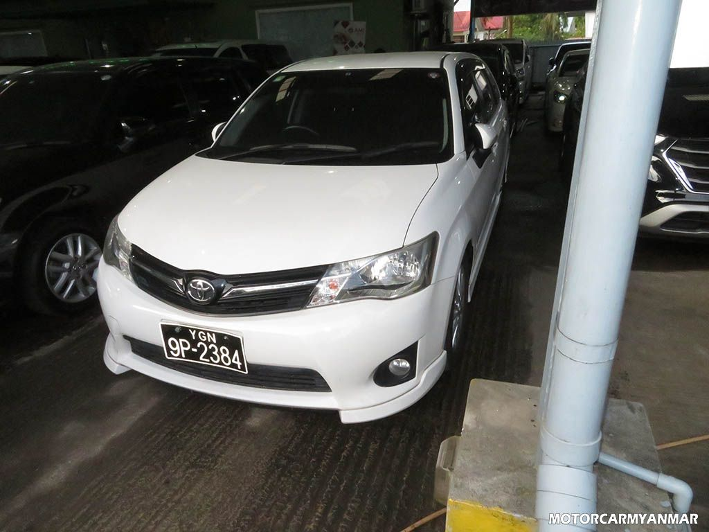 Toyota FielderG 2012 , Used Car for sale in myanmar and price