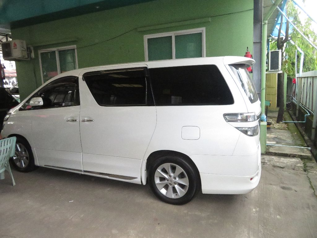 Kekurangan Vellfire 2013 Review