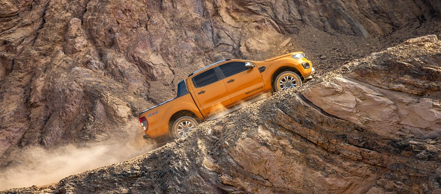 Ford Ranger Double Cab XL 2.2 6MT 2019