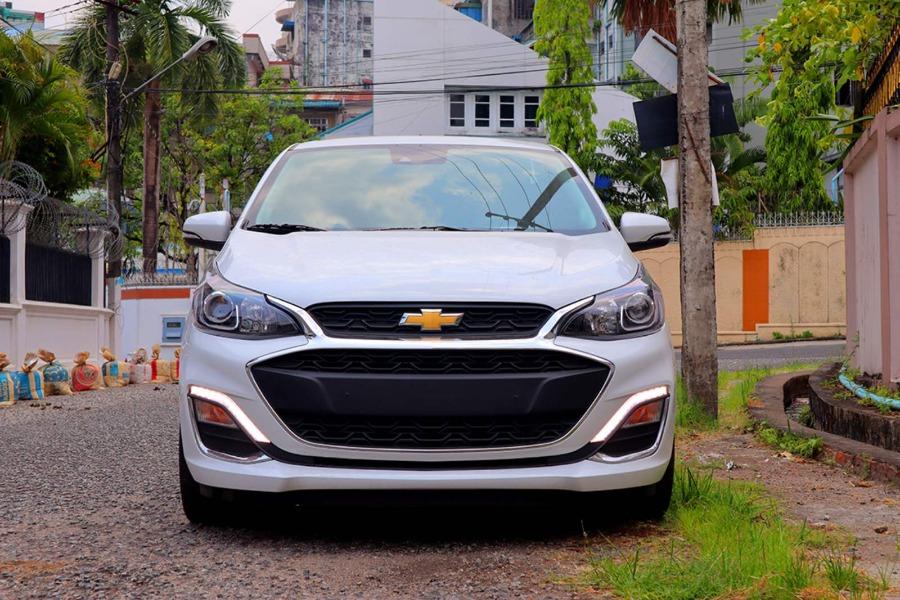 Chevrolet Spark LTZ 2019