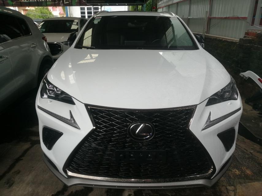 Lexus NX 300 F Sport 2018