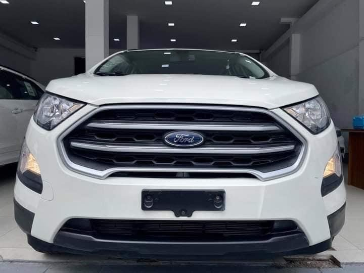 ford ecosport Trend 2020