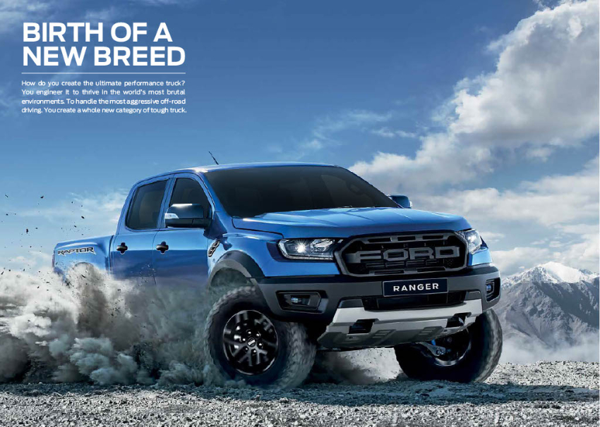 Ford F-150Raptor Super Cab 2019 , New Car for sale in myanmar market and price