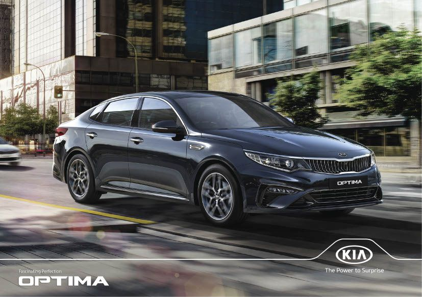 Kia optimaSX 2020 , New Car for sale in myanmar market and price
