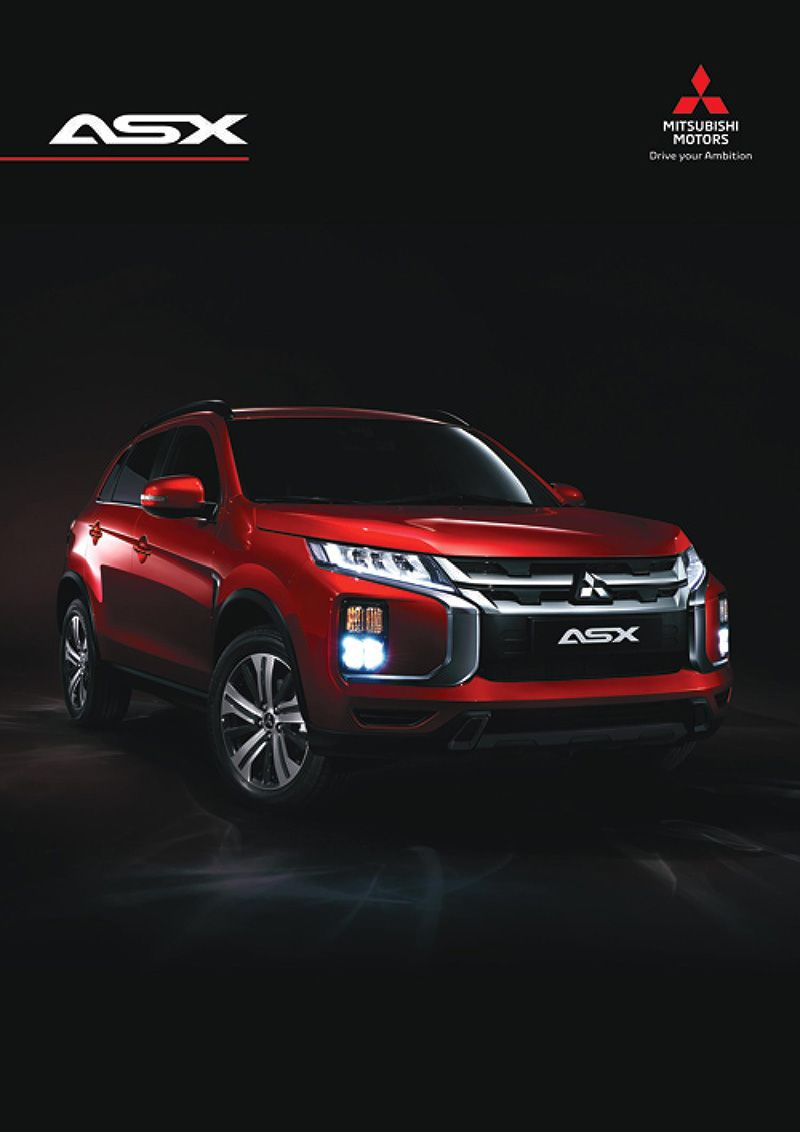 Mitsubishi ASX/RVRGLS 2020 , New Car for sale in myanmar market and price
