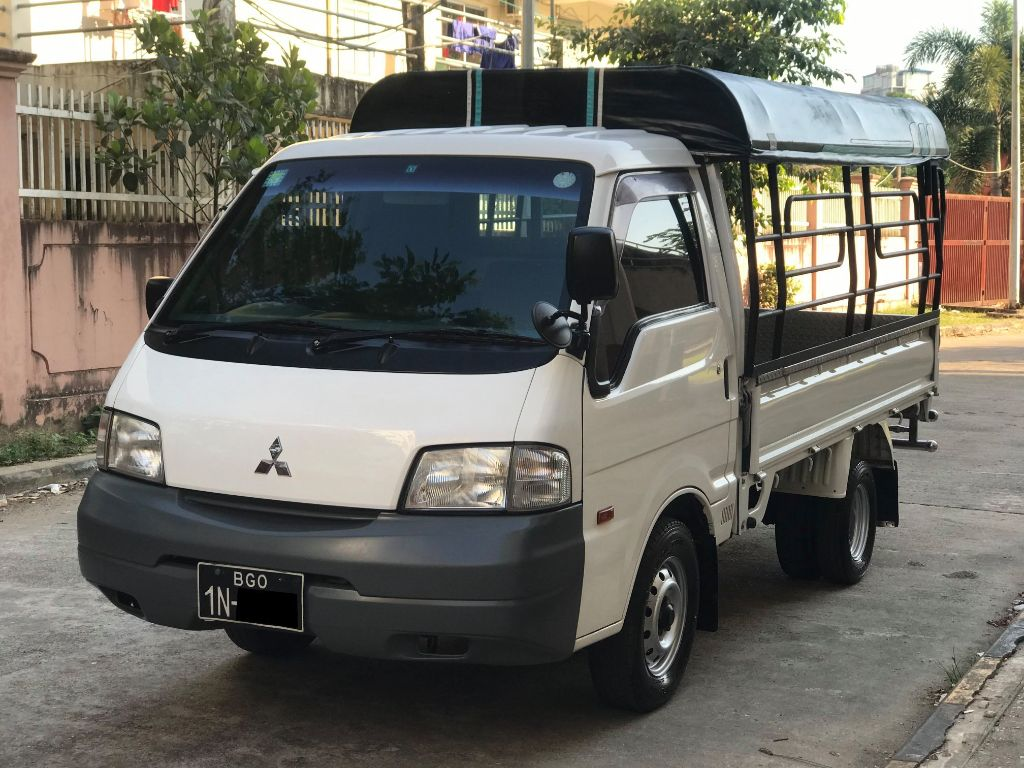 Mitsubishi Delica  2008 , Used Car for sale in myanmar market and price