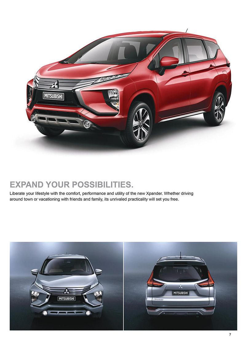 Mitsubishi XpanderGLS 2019 , New Car for sale in myanmar market and price