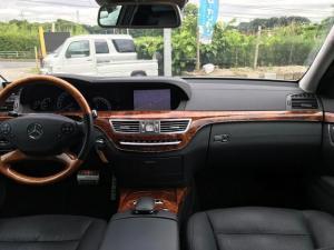 Mercedes-Benz S-Class Hybrid WDD22  2011