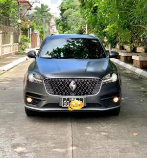 Buy Used Car borgward bx7 ts 2019. motor car for sale in myanmar car market and price.