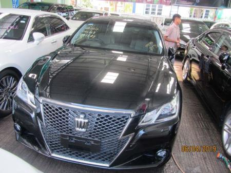 Toyota Crown Athlete Series 2013 car for sale in myanmar