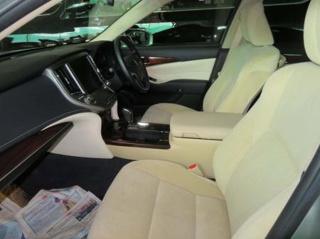 Toyota Crown Royal Series 2013 used motor car for sale in Myanmar and price.