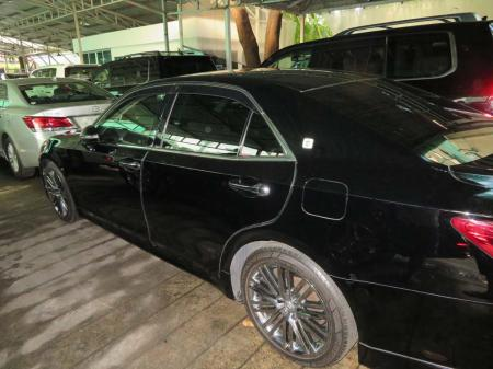 Toyota Crown Athlete Series  2013 , Used Car for sale in myanmar and price