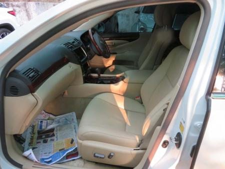 Lexus LS 2007 used motor car for sale in Myanmar and price.