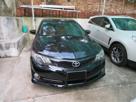 Toyota Camry 2010. car for sale in myanmar.