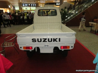 Suzuki Carry  2018 , New Car for sale in myanmar market and price