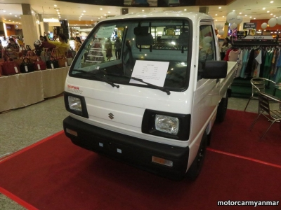 Suzuki Carry 2018. car for sale in myanmar.
