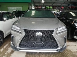 Lexus RX 350 fsport 2017