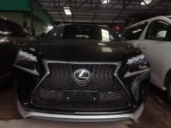 Buy Used Car Lexus NX 2017. motor car for sale in myanmar car market and price.