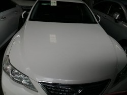 Buy Used Car Toyota Mark X 2011. motor car for sale in myanmar car market and price.