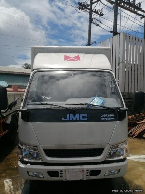 Buy New Car JMC Carrying Plus 2020. motor car for sale in myanmar car market and price.