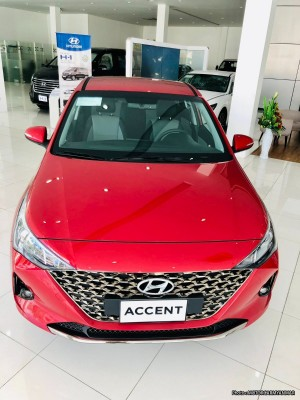 Buy New Car Hyundai Accent 2021. motor car for sale in myanmar car market and price.