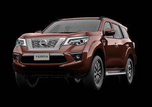 Nissan Terra4WD 2018 , New Car for sale in myanmar market and price