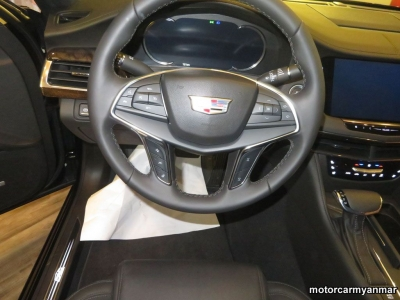 buy sell myanmar car mark Cadillac CT6 Launch Event