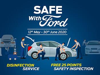Ford Car Health Check