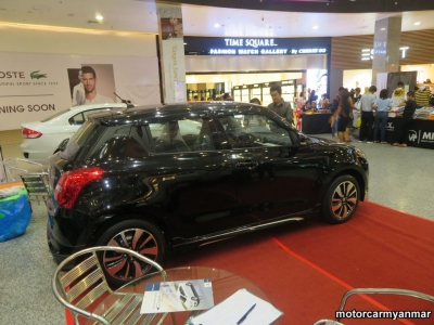 myanmar car event 18 18.j Suzuki Cars At Myanmar Plaza (7 June 2019)