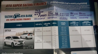 myanmar car event 18 63.j Suzuki Cars At Myanmar Plaza (7 June 2019)