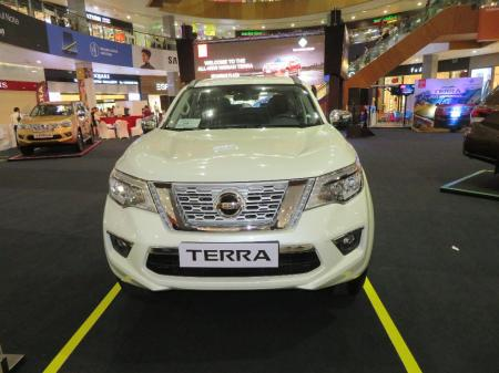 NISSAN TERRA LAUNCHING 2019 myanmar car