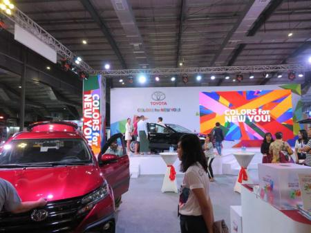 Yangon International Motor Show 2019