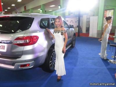 Ford Car Myanmar