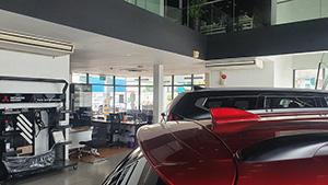 Mitsubishi Authorized Showroom