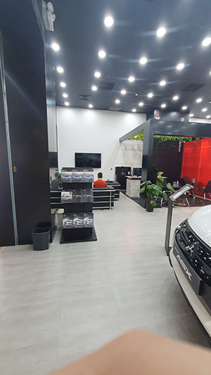 Authorized Mitsubishi Showroom , Myanmar Plaza