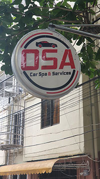One Stop Auto (car spa & services)