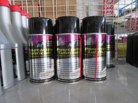 Penetrating Lubricant Spray Molecular Science Product car product for sale in myanmar